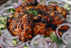 Foto Chicken tandoori
